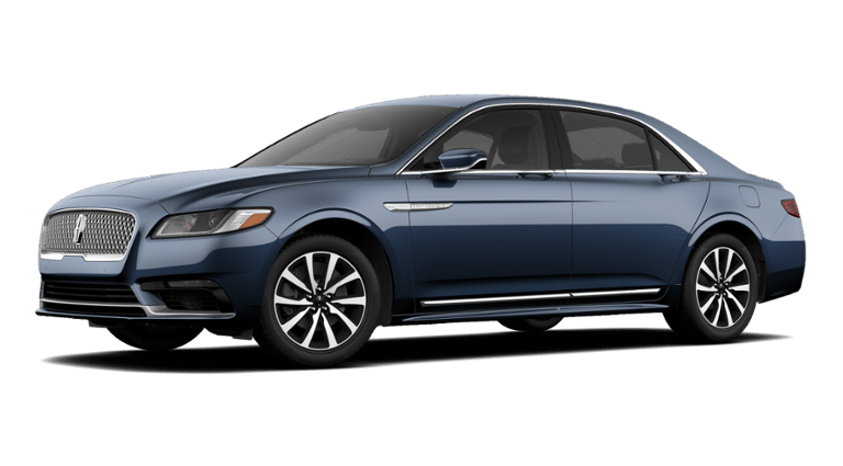 2019 Lincoln Continental Premiere FWD Car